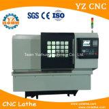 Sistema de fresadora Fanuc CNC y torno giratorio