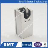 OEM 6063 анодированный штампованный алюминиевый профиль под руководством производителей
