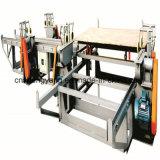 Fraisage du chant de panneau CNC automatique machine scie