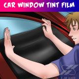 Классицистическая пленка с более лучшим качеством, солнечная пленка подкраской окна 2ply подкраской окна уединения для автомобиля