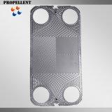 Guarnizioni di Sondex S81 NBR /EPDM dello scambiatore di calore del piatto