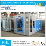 500ml en PEHD/PE Pesticide bouteille plastique Machine de moulage par soufflage automatique