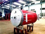400, 000 Kcal/h pequeño calentador de fluido térmico