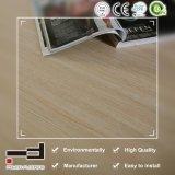 8mm 12mm finition noyer de lumière cristalline HDF l'environnement système Easy Lock de planchers laminés