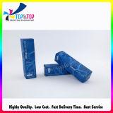 Caixa cosmética de papel pequena de empacotamento do papel revestido do batom da impressão de Cmyk