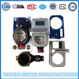 Medidor de água do cartão inteligente tipo RF com função de pré-pagamento