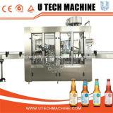 Vaso de cerveza de botella automático de llenado de la máquina (Serie BCGF)