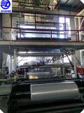 Película blanco y negro de la película protectora del PE para el panel compuesto de aluminio (ACP)