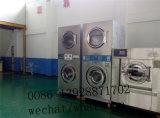 12kg 각자 서비스 동전은 세탁물 상점 더미 세탁기와 건조기 기계를 운영했다