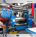 직업적인 고무 Materbatching를 위한 높은 향상된 2개의 롤러 열려있는 섞는 기계