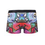 Le sport pour hommes Pixiu Quick Dry Boxer Shorts Lingerie transparente