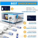 Sistema radial de la terapia de la onda expansiva en veterinaría