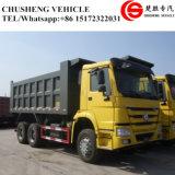 336Sinotruk HOWO HP 6X4 30toneladas Caminhão Basculante pesados para venda