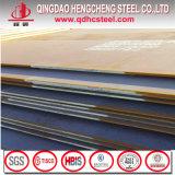 Desgaste de X120mn12/Mn13/Hardox 400/Hardox500 - placa de aço resistente de manganês