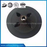 Volant de fer de moulage du fournisseur OEM/Custom de la Chine pour le tapis roulant