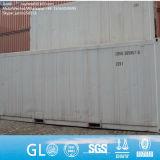 Le SCC l'Afrique Maurice Cargo certifiés digne Condition Usagé 20FT Conteneur frigorifique
