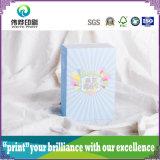 Cadre de papier de empaquetage d'impression de couleur (avec le livre)