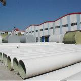 Hochfeste flexible Glasfaser-Rohr-Isolierung