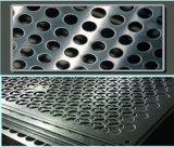 Präzisions-Metall, das Blatt-Aluminium gestempelte Platte stempelt