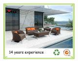 Vie en plein air des meubles de jardin ensemble canapé