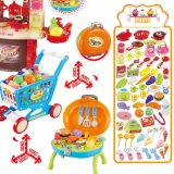 [ليتّل جرل] روضة الأطفال لعبة منزل تربويّ مطبخ لعبة