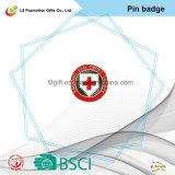 Badge magnétique de l'aimant bouton d'étain de voiture de l'armée de la broche d'un insigne de l'émail doux nom de l'emblème pour la promotion de l'insigne Fashion Logo personnalisé Métal 3D intégrale de l'épinglette plaque Badg Nom