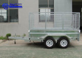 직류 전기를 통한 연료 탱크 가득 차있는 트레일러 트레일러 판매 (SWT-HTT95)