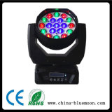19 * 15W RGBW LED Bee Eye Moving Head Beam Zoom Wash Light
