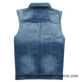 2016 Roupas de moda coreana Men's Slim Coat Vestido de gola sem mangas