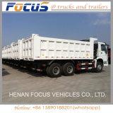 Camion basso del semirimorchio di prezzi HOWO Tiper di gestione commerciale 40 tonnellate