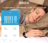 Touch-Screen van Bluetooth het Slimme Polshorloge van de Sport met Camera en g-Sensor