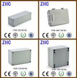 175*80*80高品質は鋳造物機構IP66の防水アルミニウム金属ボックスを停止する