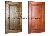 Portello dell'armadio da cucina dell'agitatore di legno solido