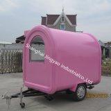 オートバイFood TrailerかFoodヴァンかKiosk/Truck/Mobile Food Cart Price