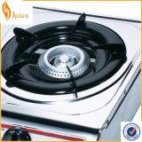 acier inoxydable corps cuisinière à gaz Jp-Gc206