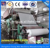 machine de papier de soie de soie de 1575mm, chaîne de production de papier de toilette Chine Henan
