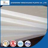 Material de construção de placa de espuma de PVC usado para fins industriais