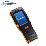 Le modèle raboteux de compteur de gaz de l'électricité de l'eau de Jepower Ht368 de crispation infrarouge de la lecture PDA supporte le code de Qr