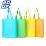 Kundenspezifisches Firmenzeichen nichtgewebte Eco-Freund Einkaufstasche für förderndes Geschenk