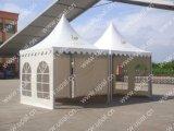 Tent van de Pagode van het Aluminium van Upal de Openlucht 5X5m Hoge Piek