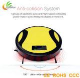Aspirador doméstico com controle remoto de vácuo Robot