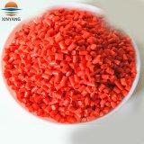 PP PE de plástico ABS de color rojo Masterbatch