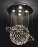 Gran iluminación del techo de Phine con el cristal para el hogar o el hotel