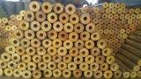 Akustischer Faser-Glaswolle-Zudecke-/Glaswolle-Vorstand 50mm, Glaswolle-Isolierungs-Rohr