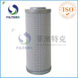 Élément filtrant plissé par Hc2216fkp6h de cylindre de Filterk pour le filtre à huile