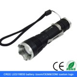 CREE XPE LED Fackel Zoomable flexible LED Taschenlampe