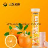 Tablette effervescente de vitamine C en gros bon marché