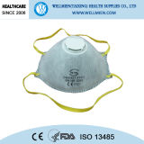 Anti mascherina di polvere del respiratore