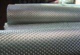 중국 공장 PVC는 알루미늄에 의하여 확장된 금속 메시 장을 입혔다