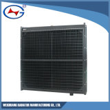 Radiateur en aluminium d'en cuivre de radiateur d'échange thermique de radiateur du faisceau Wx287tad66-1